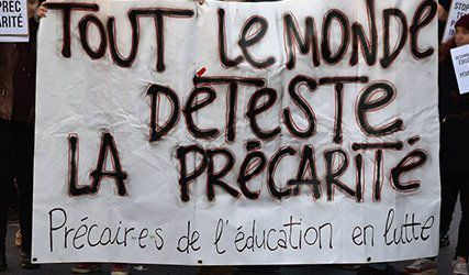 Les invisibles de l'Education nationale 2e partie: les AED (Assistants d'éducation)