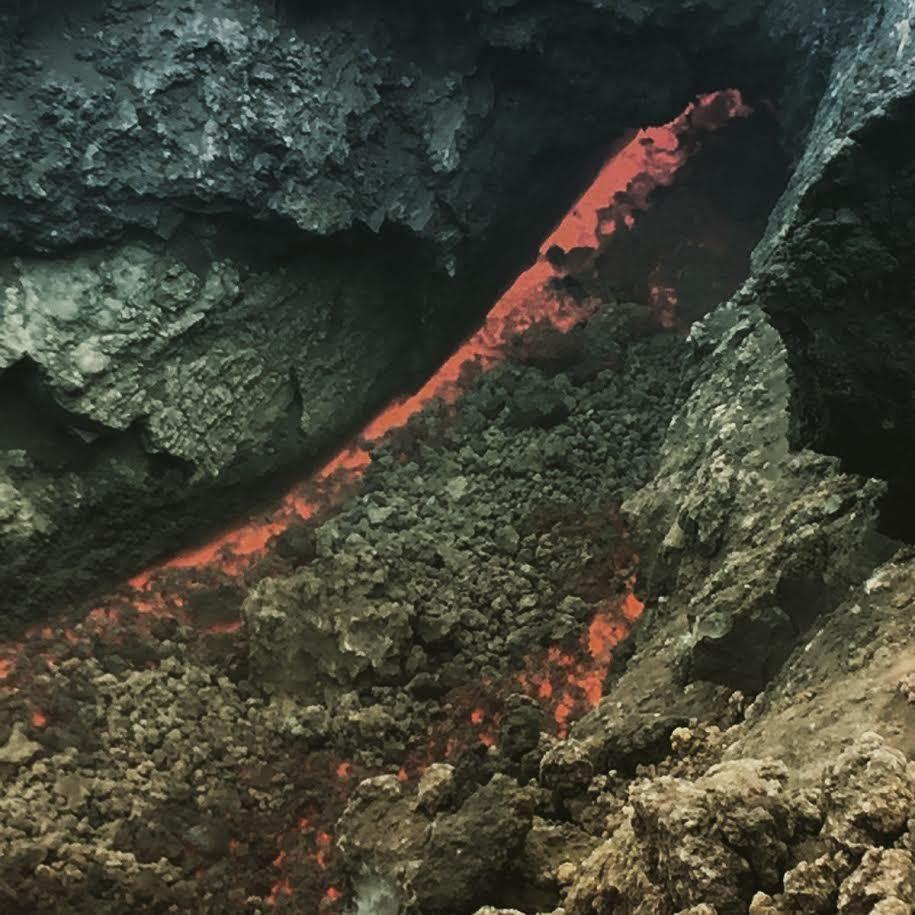 Sur l'Etna