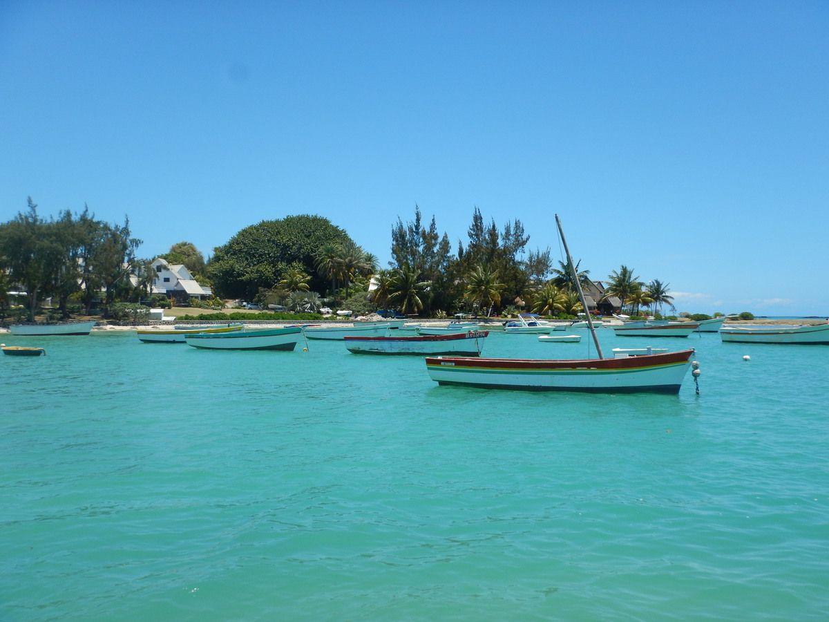 L'île Maurice : Le Nord, de Pointe aux Piments à Cap Malheureux