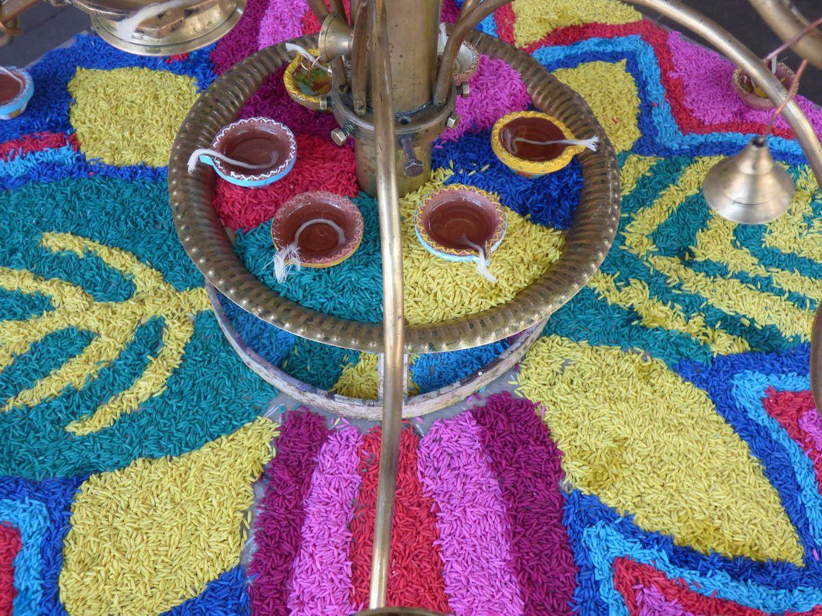 Diwali : fête des lumières à l'île Maurice