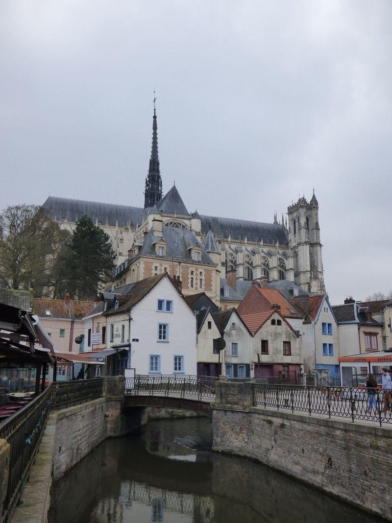 Amiens, Arras et la Baie de Somme