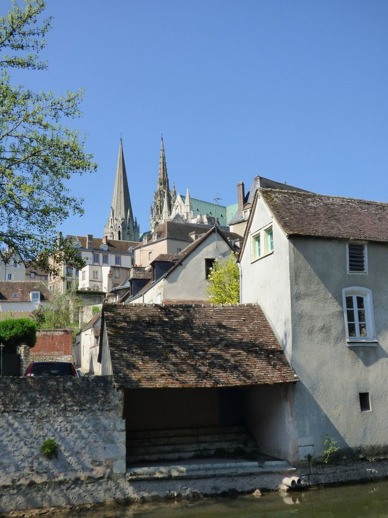 Une journée à Chartres clé en main  - Helene B