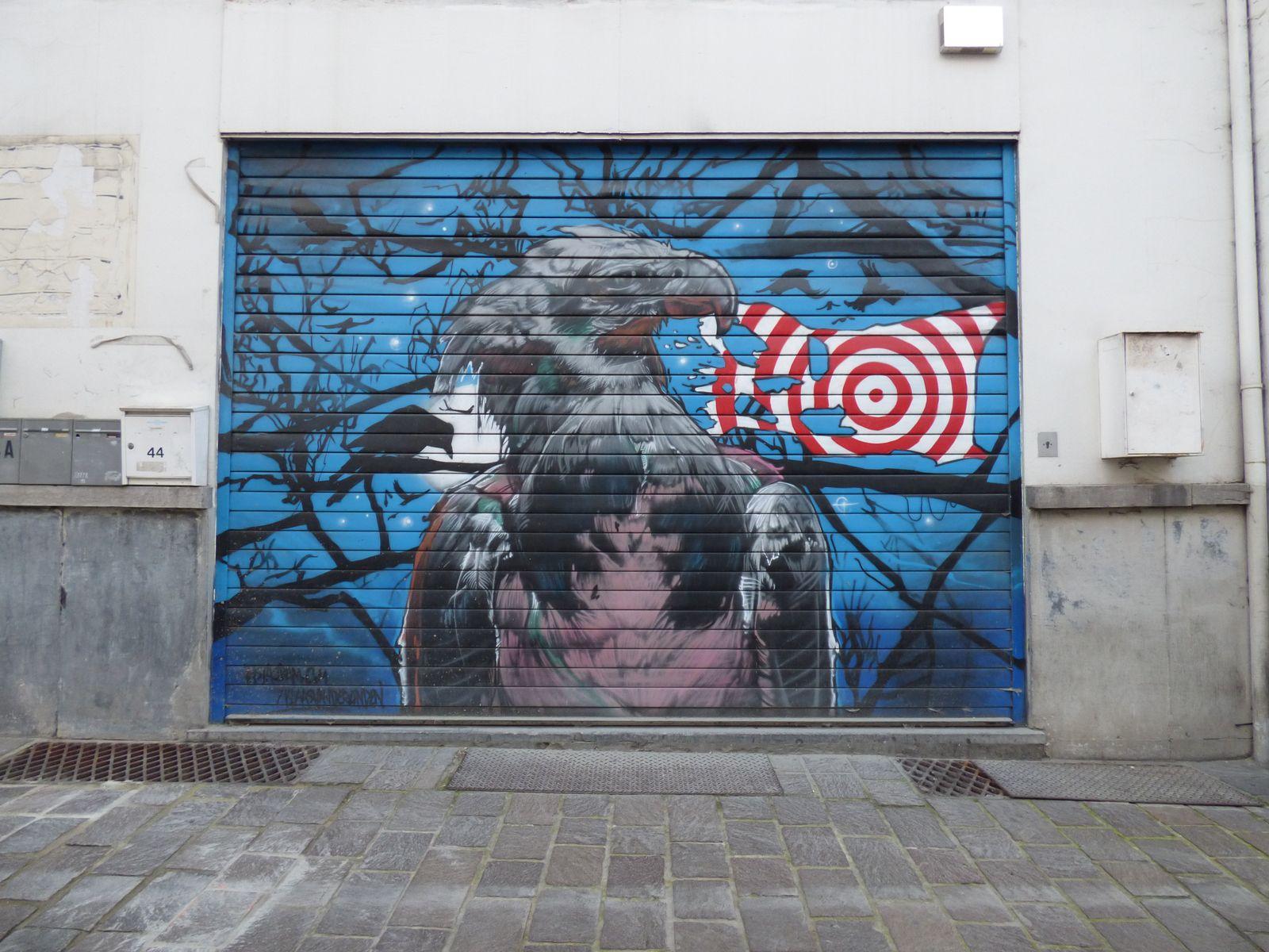 Street art Gand