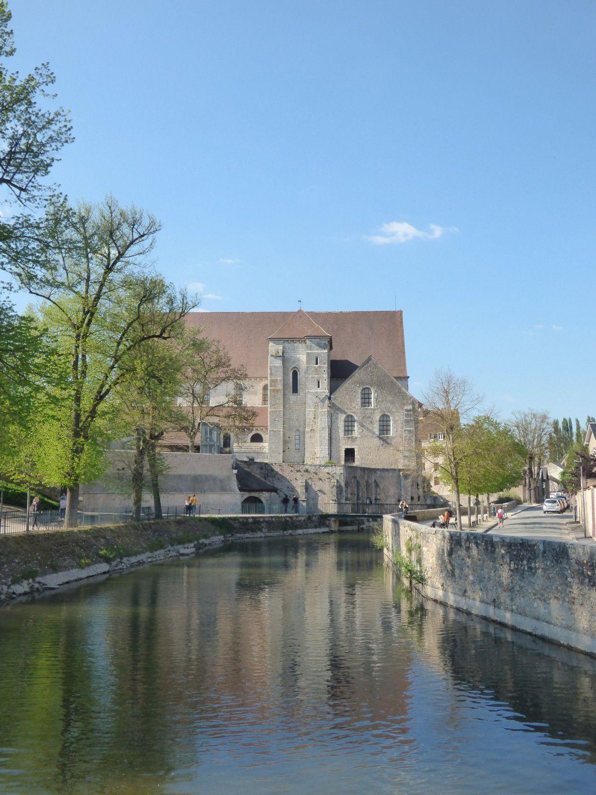 L'Eure à Chartres