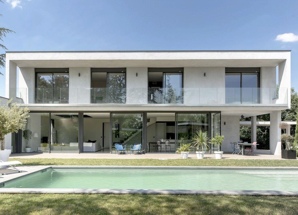 Préférence Best Maison Moderne Architecte Gallery - Amazing House Design  XZ94