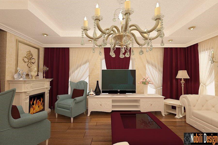 Classic Style Interior Design interior design living room classic style  nobili interior design