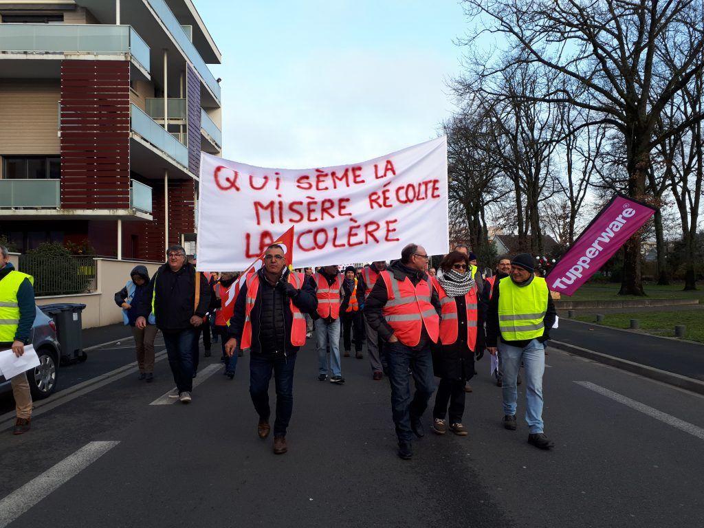 235 emplois supprimés chez Tupperware à cause des ordonnances Macron