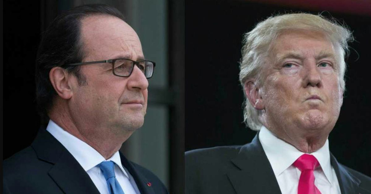 USA : Ce que pense Donald Trump de la France . K-Direct