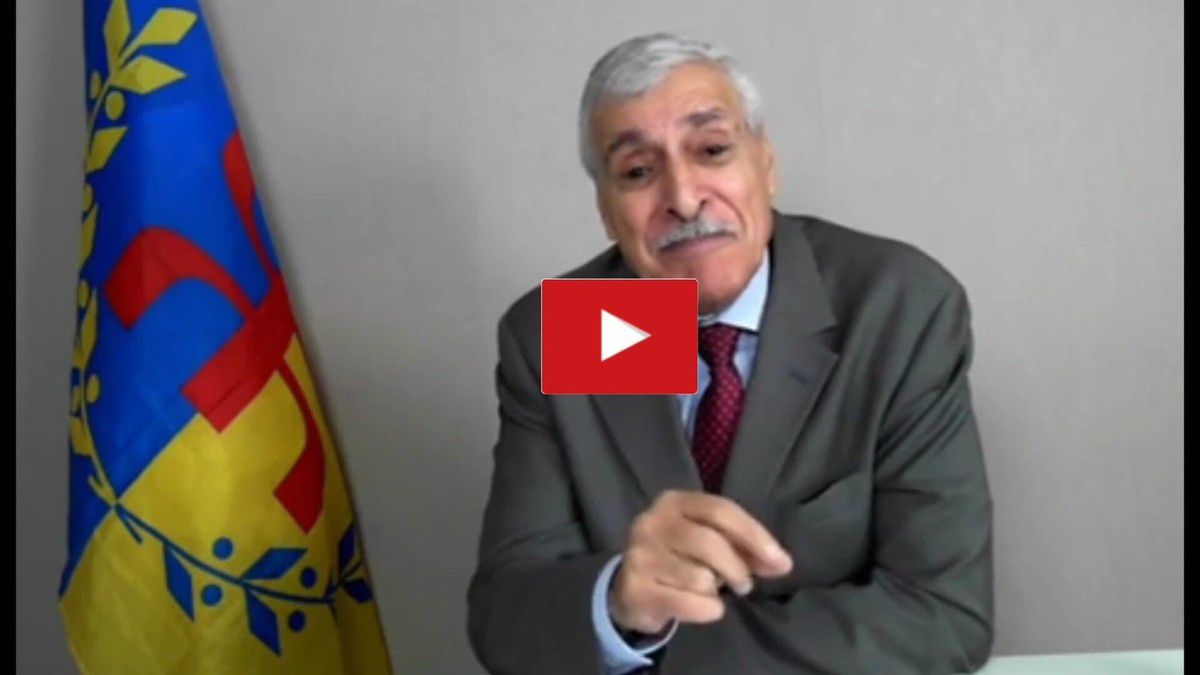 VIDÉO  : Ferhat Mehenni adresse un message très fort aux traîtres de la cause Kabyle. K-Direct - Actualité