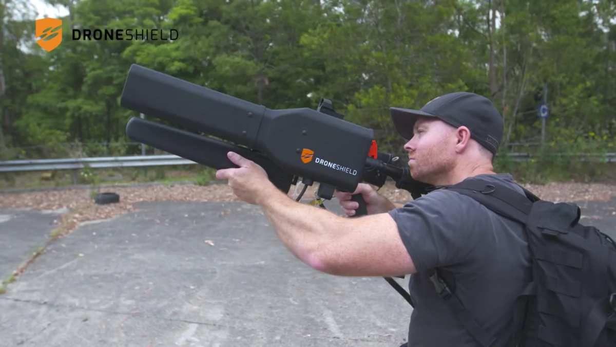 Invention : Une superbe arme pour neutraliser les drones voit le jour. K-Direct - Actualité