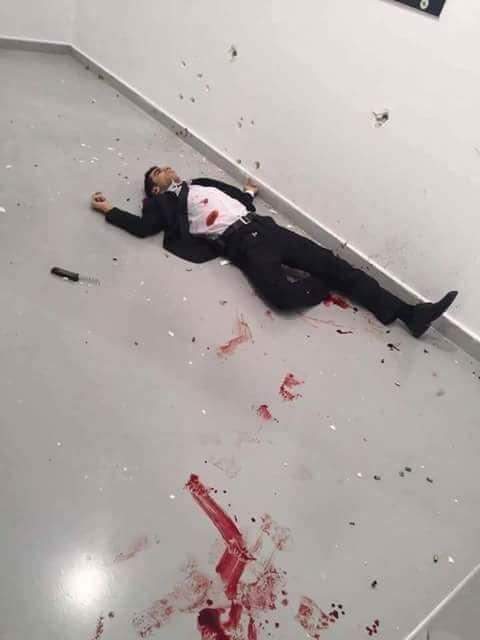 URGENT : L'Ambassaseur Russe en Turquie, Andreï Karlov, assassiné à Ankara. K-Direct - Actualité