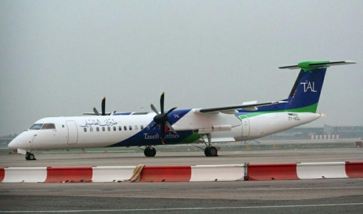 INSOLITE : La compagnie Tassili Airlines bât le record mondial des retards. APKabyle