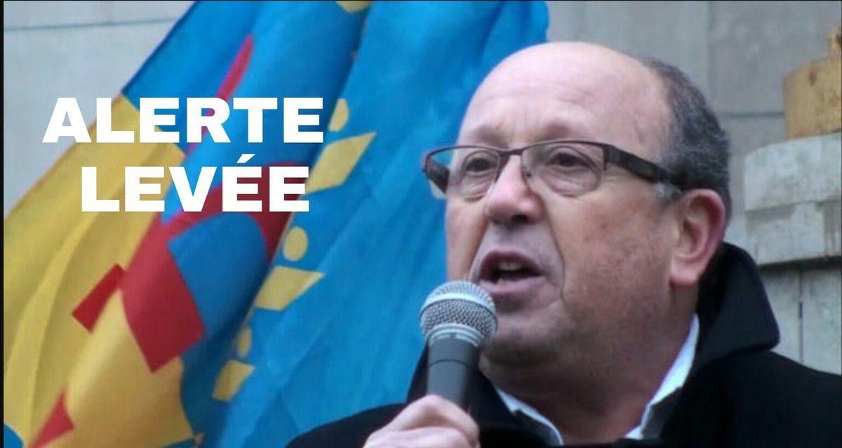 Ahmed Haddag : La mobilisation citoyenne a encore payé. KDirect - Actualité