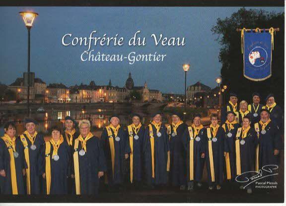 CONFRERIE DU VEAU DE CHATEAU-GONTIER.