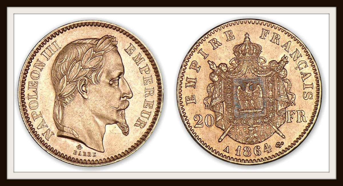 LA DATE EST ENTRE 1861 /1870