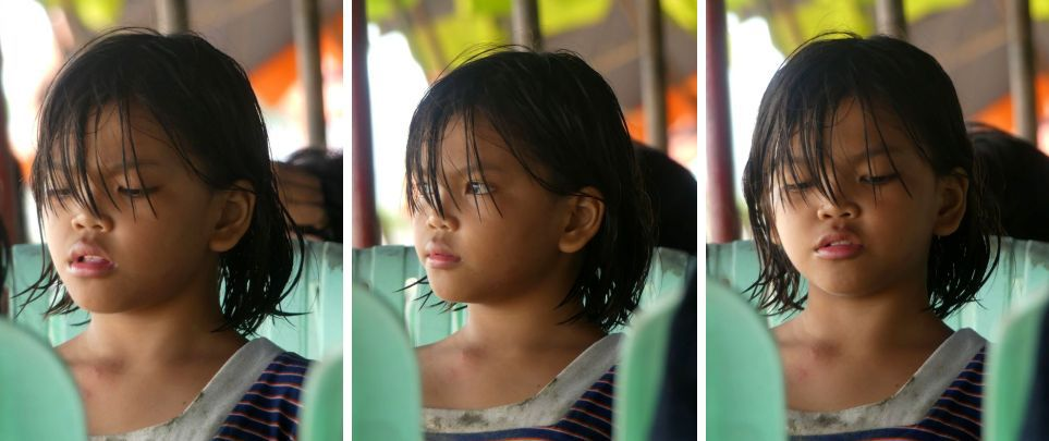 Visages de Thaïlande (20-18) - à Ban Amphoe