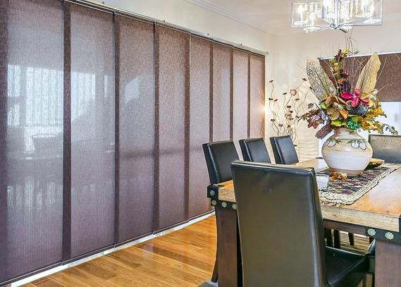 Benefits Of Using Panel Glide Blinds