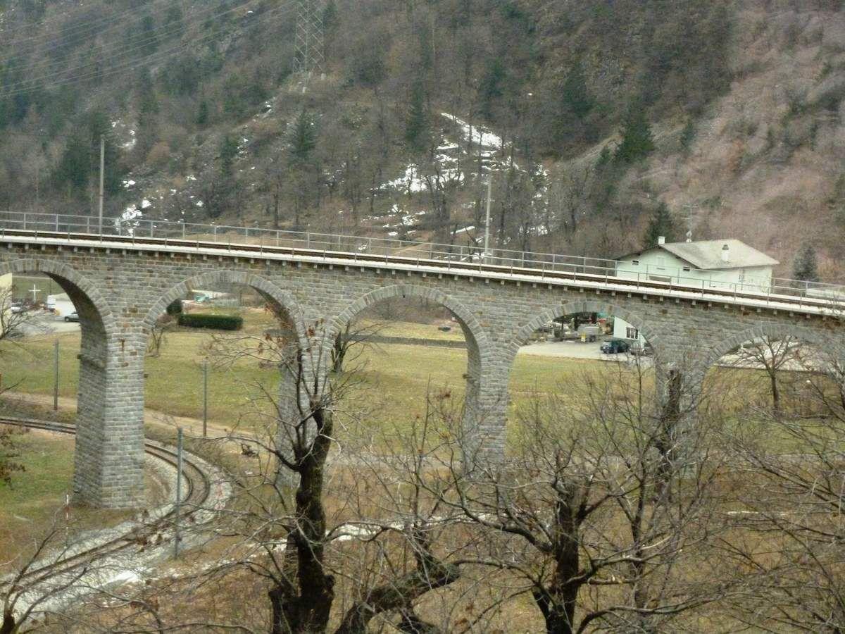 Ligne Coire / Tirano (suite)