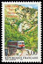 Trains et Philatélie années 1993 à 1996