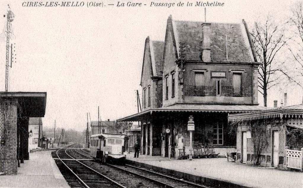 CP gare de Cires-les-Mello (60)