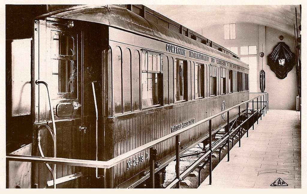 CP gare de Compiègne (60)