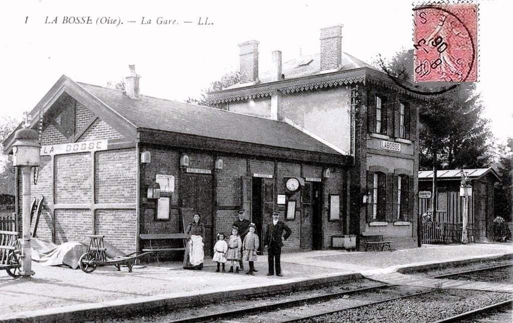CP gare de Labosse (60)