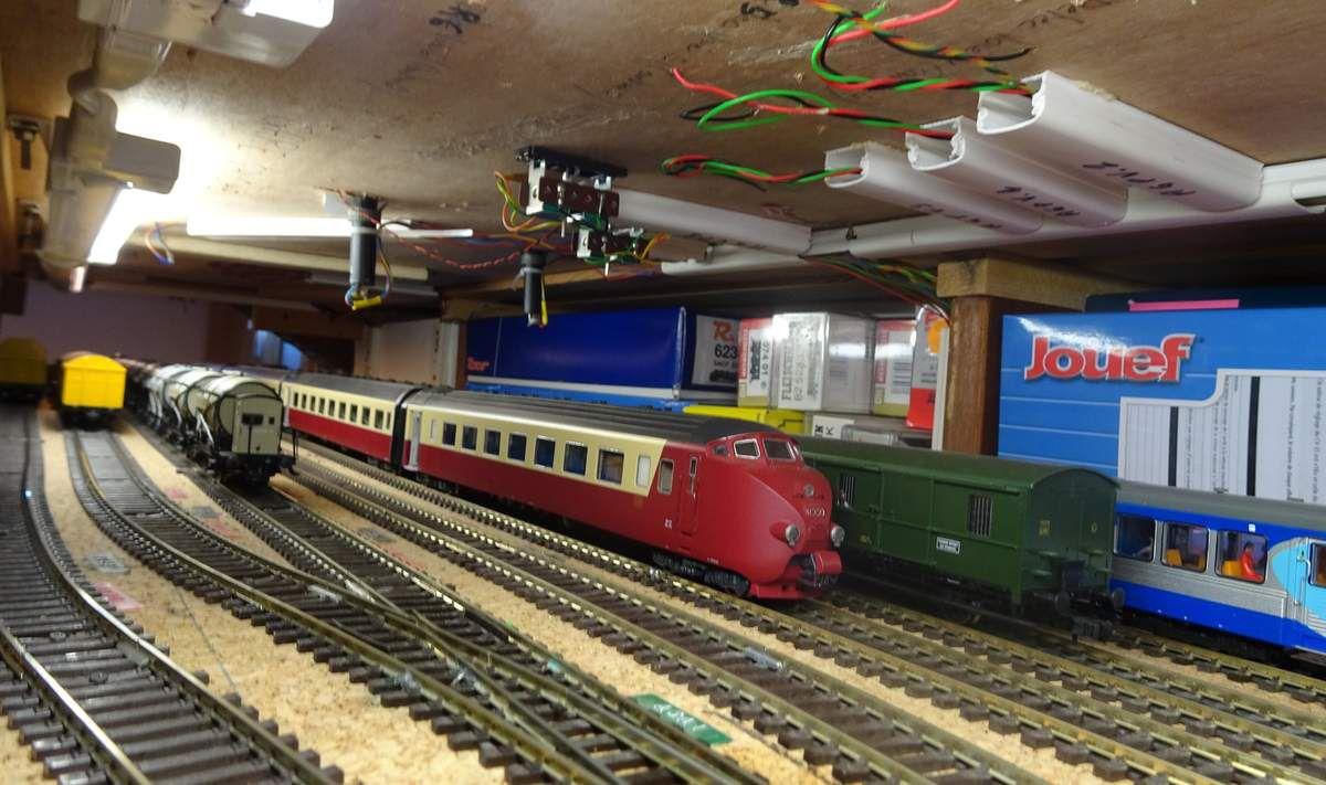 Installation & câblage des moteurs Peco