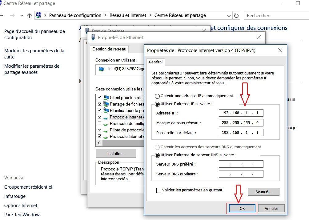 Utilisation de la centrale ECoS V.2 (50200)