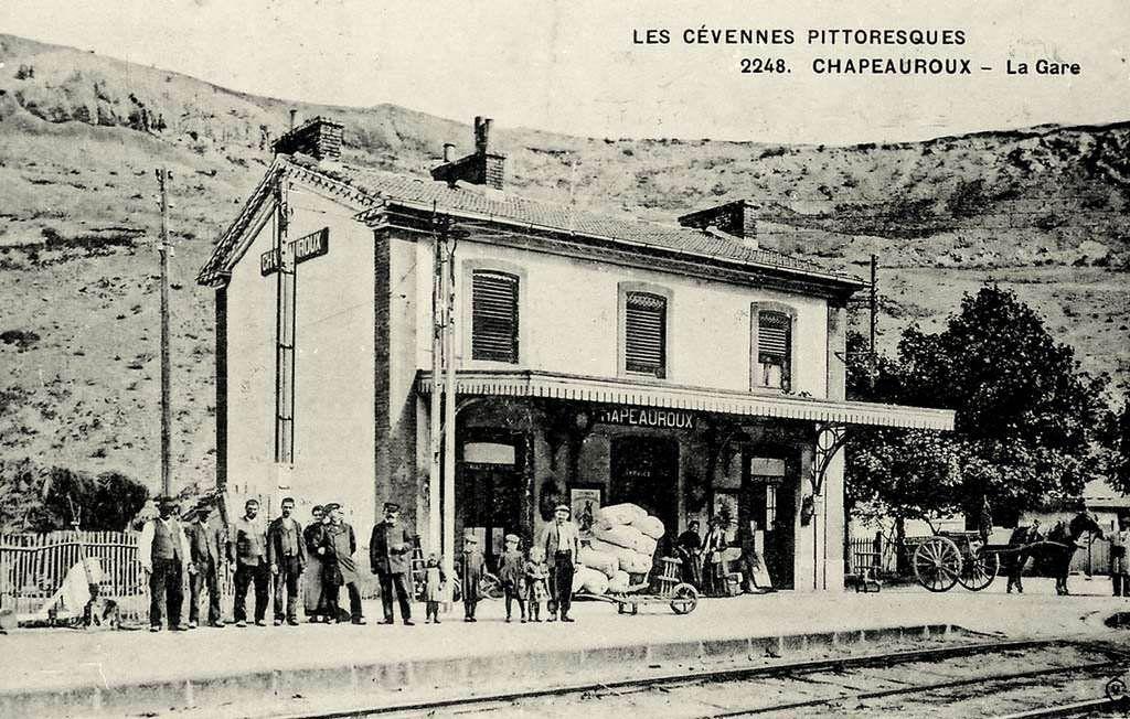 CP gare de Chapeauroux