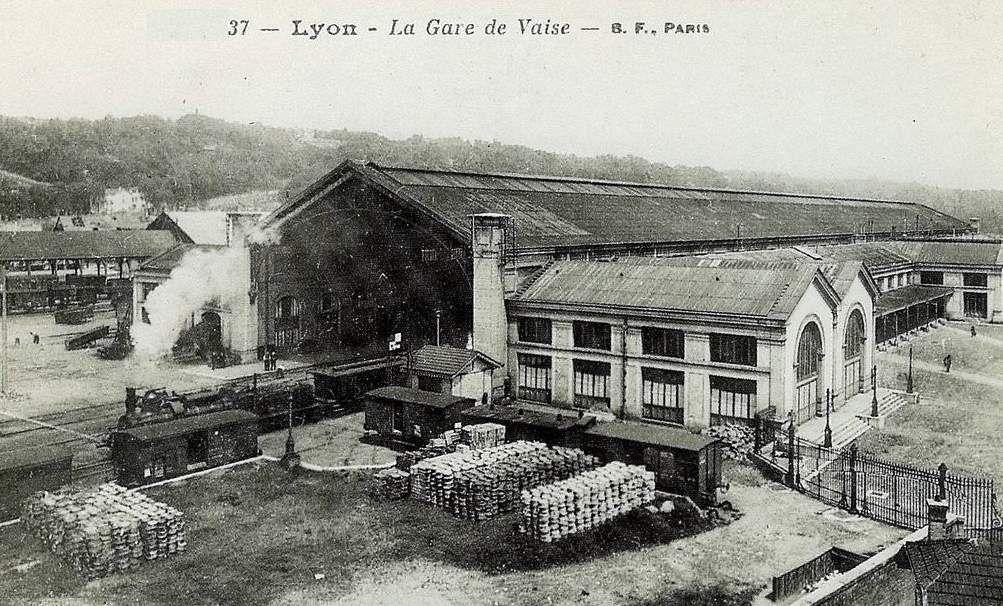 CP gare de Lyon-Vaise