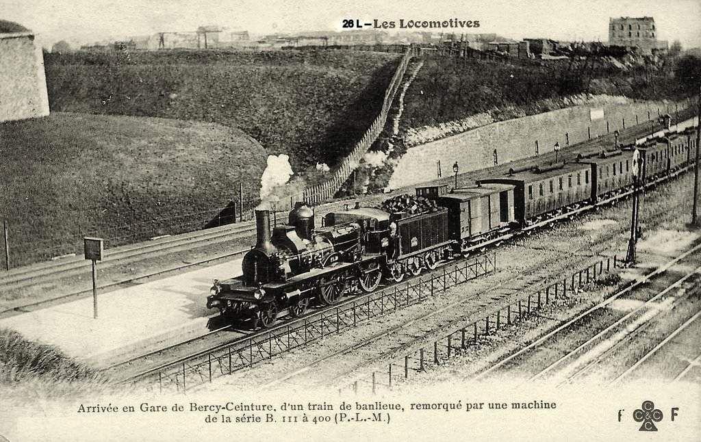 CP petite ceinture Gare de Bercy