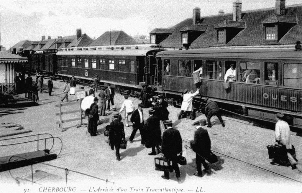 CP Gare de Cherbourg