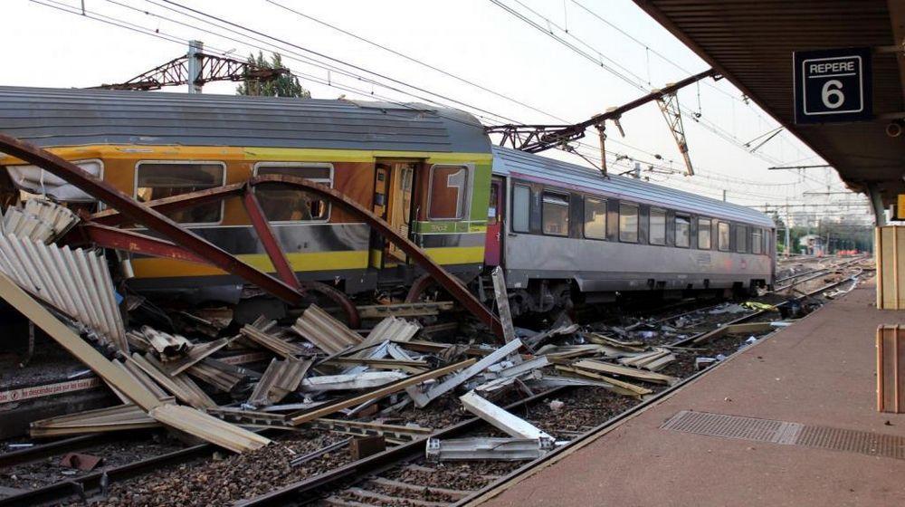 Accident ferroviaire du 12 juillet 2013 à Bretigny