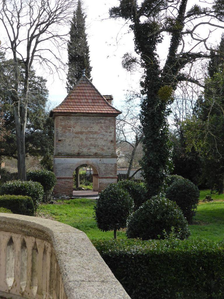 Colombier du XVIème siècle du château de Longages-Comminges restauré en 2016