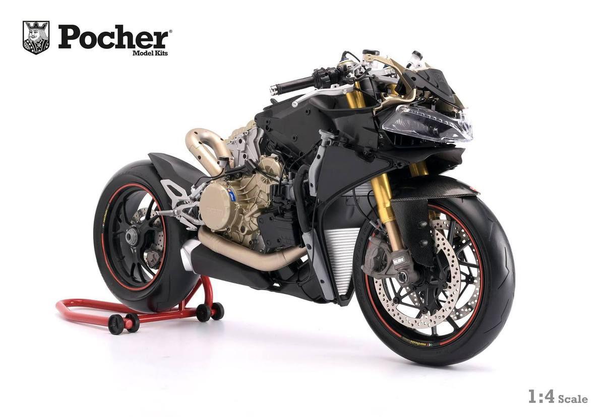 POCHER 1/4 : Ducati 1299 Panigale S Anniversario