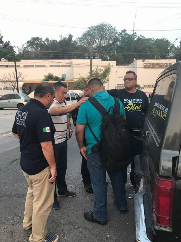 Des policiers mexicains prêchent la Parole de Dieu pour lutter contre la corruption