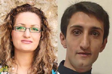 enfin des nouvelles de Maryam Naghash Zargaran et Ebrahim Firouzi