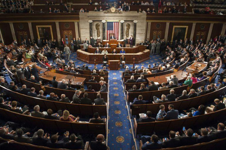 le texte doit être également approuvé par le Sénat... (photo : Saul Loeb AFP/Archives)