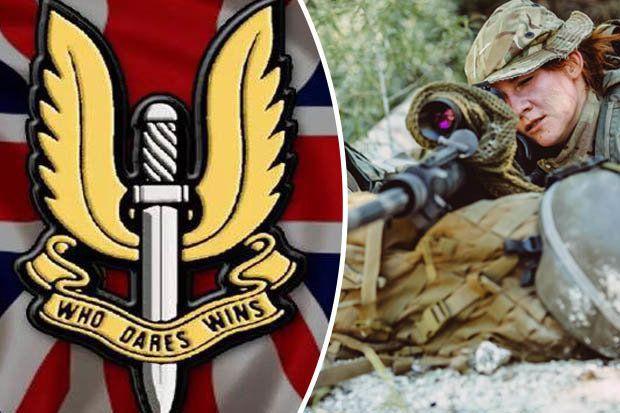 Deux snipers SAS ont stoppé le meurtre d'une famille entière en abattant au moins 15 combattants de l'Etat islamique en Irak. (photo : facebook/shutterstock)