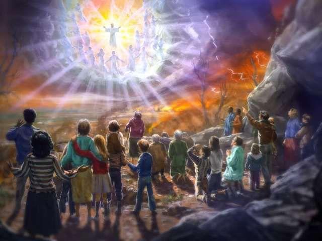 Une interprétation proposée de l' Apocalypse.