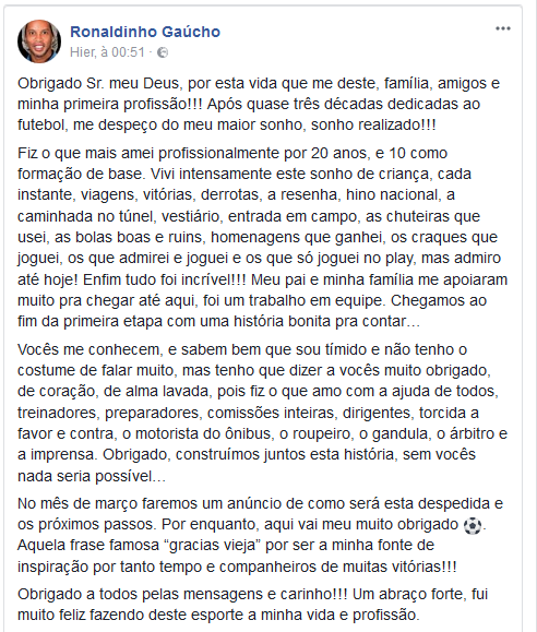 source texte : https://www.facebook.com/ronaldinho/?ref=br_rs