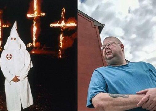 Joe Bednarsky était un membre de haut rang du Ku Klux Klan, mais aujourd'hui il vit en communion avec les Noirs après avoir été transformé par Jésus.