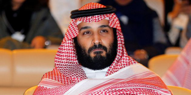 Le prince héritier d'Arabie saoudite, Mohammed bin Salman, a estimé lundi qu'Israël avait le droit de vivre en paix sur son territoire, dans ce qui constitue une nouvelle affirmation publique des relations entre le royaume saoudien et l'Etat juif qui n'entretiennent aucune relation diplomatique officielle. (photo : Hamad I Mohammed / Reuters)