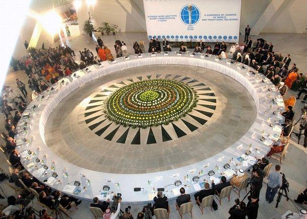 Astana au Kazakhstan , capitale du nouvel ordre mondial ?