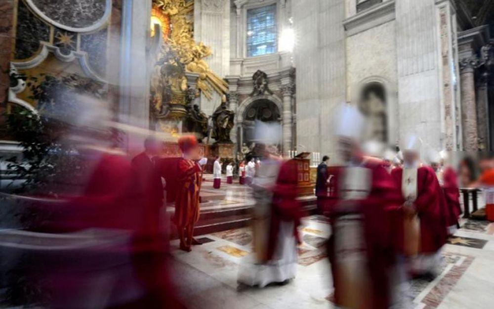 Selon le rapport rédigé par un jury populaire, « les hauts responsables de l'Eglise ont le plus souvent échappé à leurs responsabilités ». (photo : AFP/Felippo Monteforte)