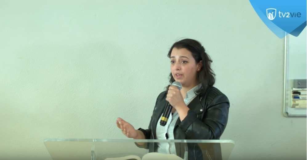 Témoignage puissant d'une musulmane française devenue chrétienne