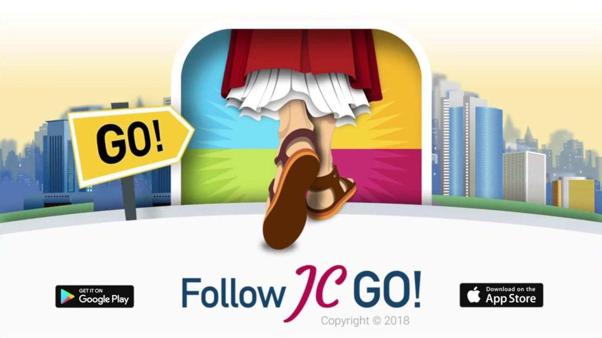 Après Pokémon Go, voici désormais Follow Jésus-Christ Go !
