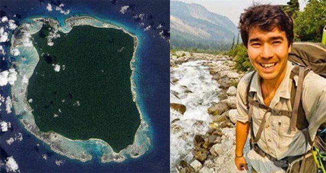 John Chau a été tué sur l'île de North Sentinel où aucun réel contact n'a encore été possible avec les autochtones.