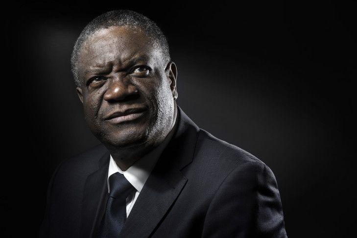 Le Dr Denis Mukwege, chrétien évangélique et prix Nobel de la Paix 2018 en raison de son action envers les femmes victimes de mutilations génitales en RDC. (photo : AFP/archives)