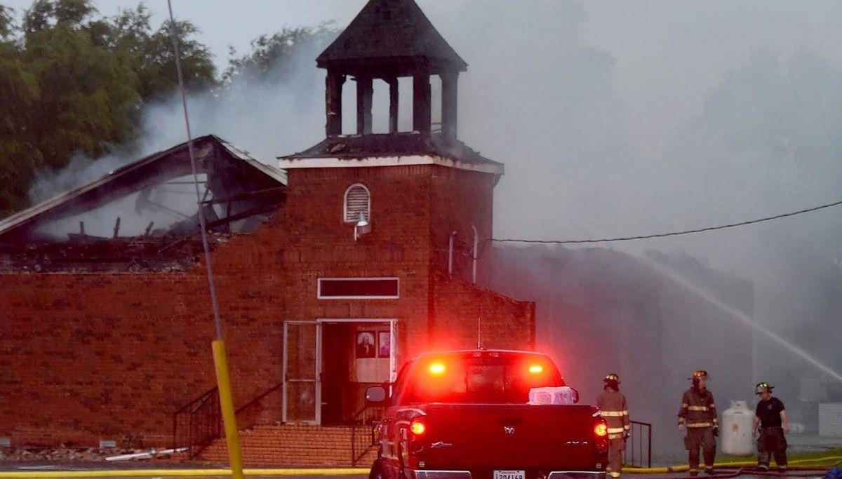 Au Sud des États-Unis, une série d'incendies touche les lieux de culte fréquentés par la communauté afro-américaine. La piste d'attaques racistes est envisagée. (photo : DR)